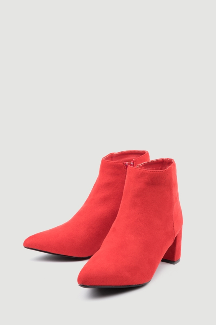 Picture of SUEDE ANKLE BOOTS