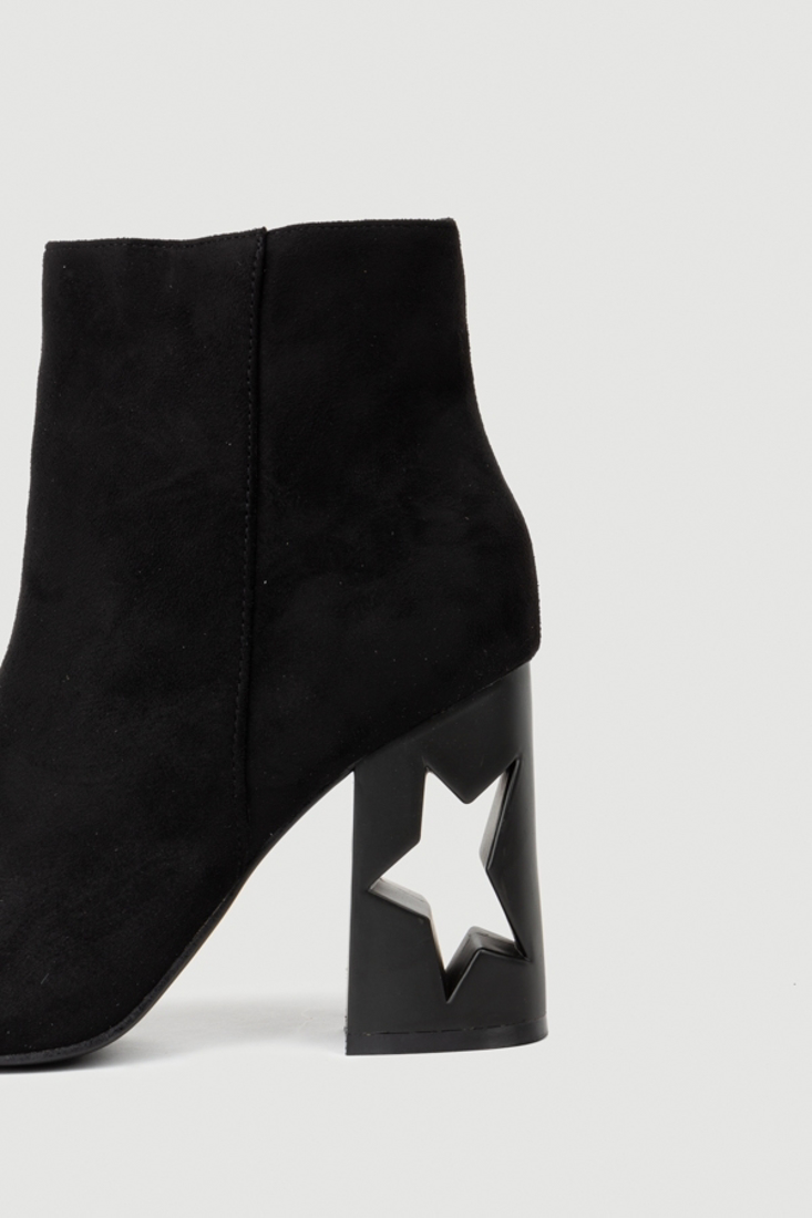 Picture of HIGH HEEL ANKLE BOOTS