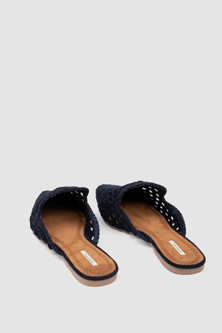 Picture of BRAIDED MULES