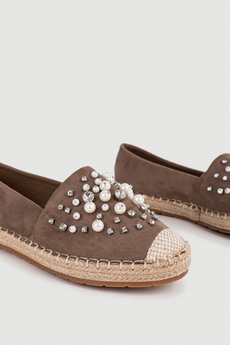 Picture of ESPADRILLES WITH PEARLS