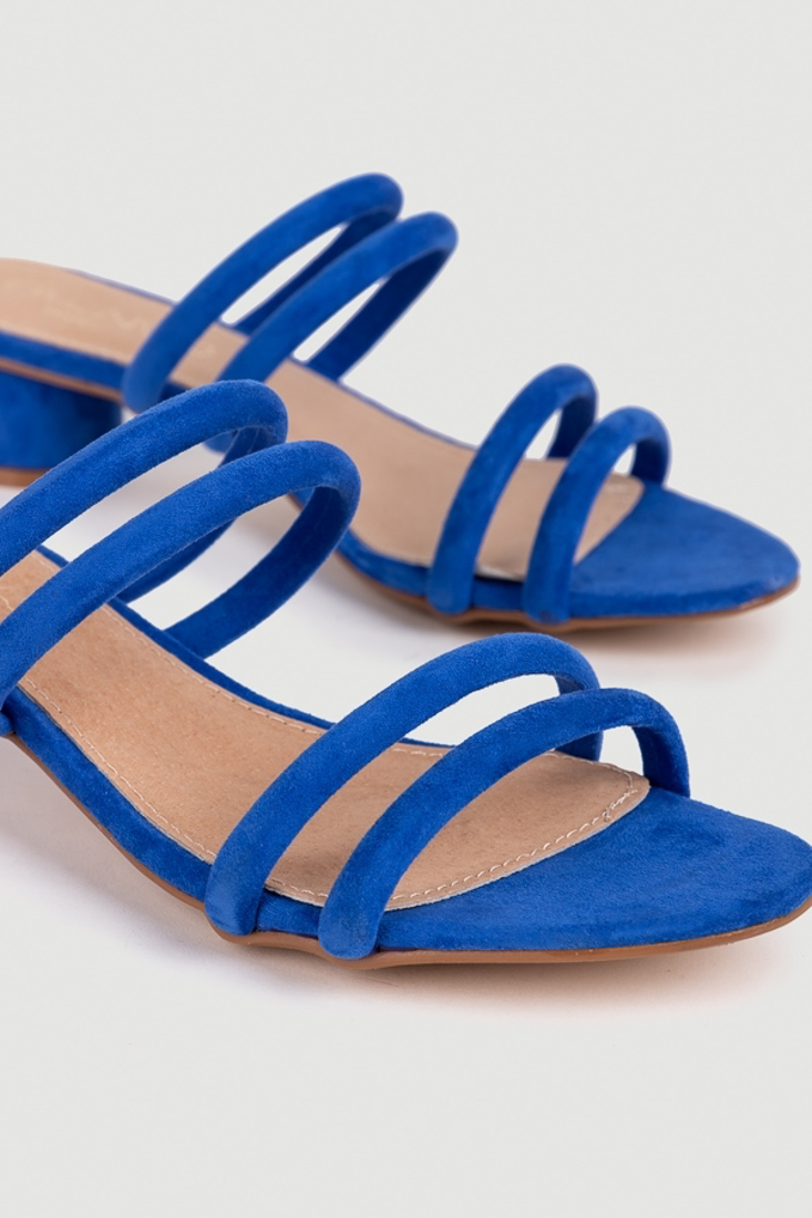 Picture of STRAPPY HEELED SANDALS