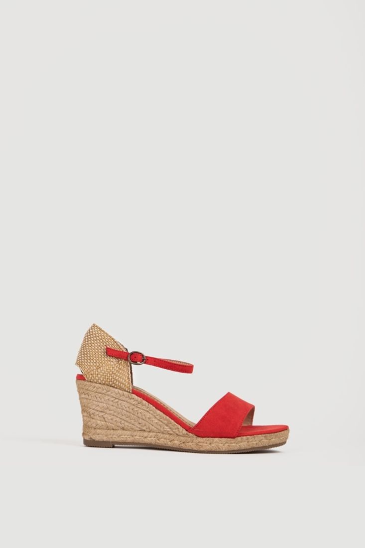 Picture of SUEDE WEDGES