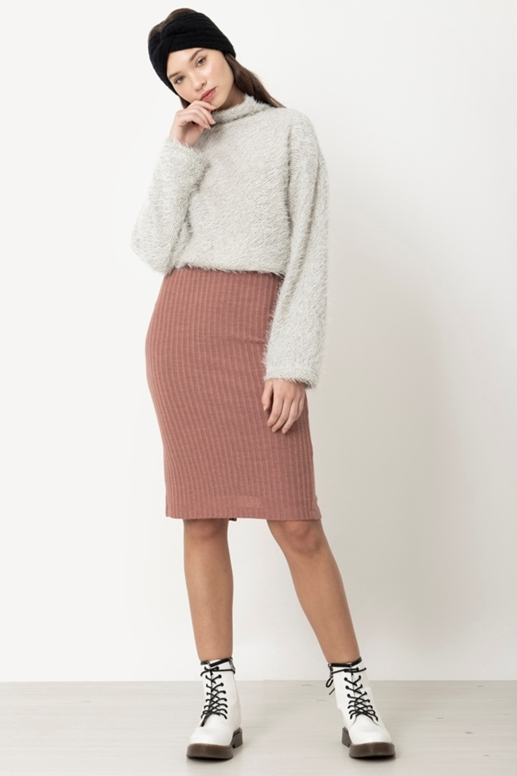 Picture of KNITTED SKIRT (2)