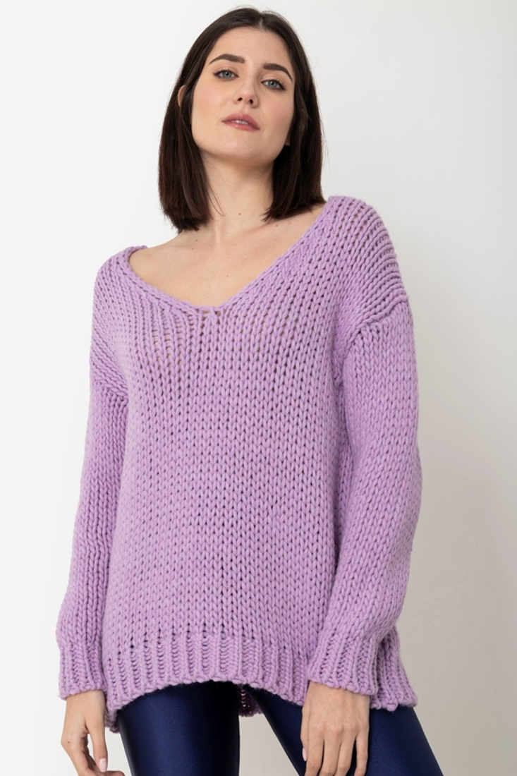 Picture of KNITTED BLOUSE (2)