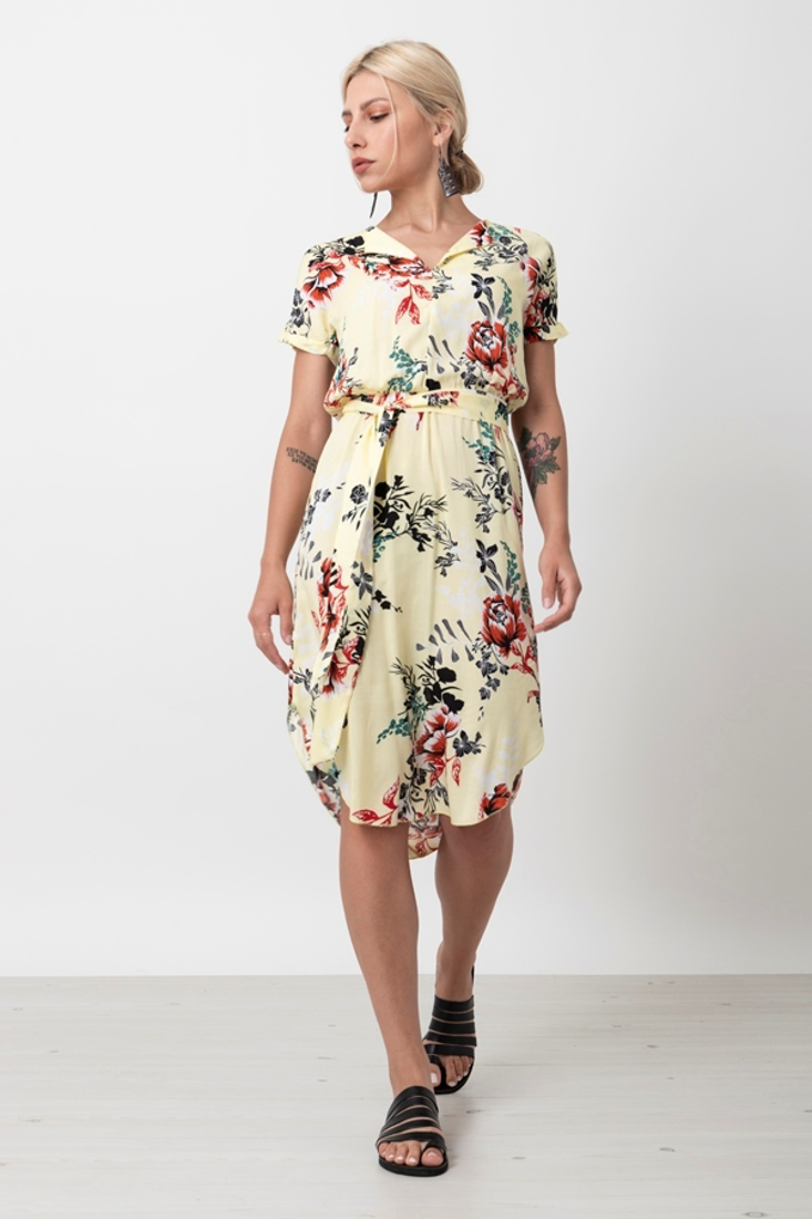 Picture of PRINTED DRESS (2)