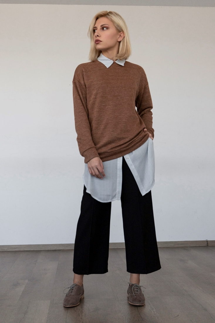 Picture of LONG SLEEVE BLOUSE (2)