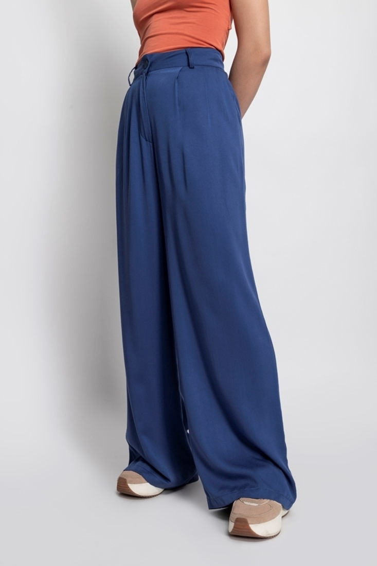 Picture of WIDE LEG TROUSERS (2)