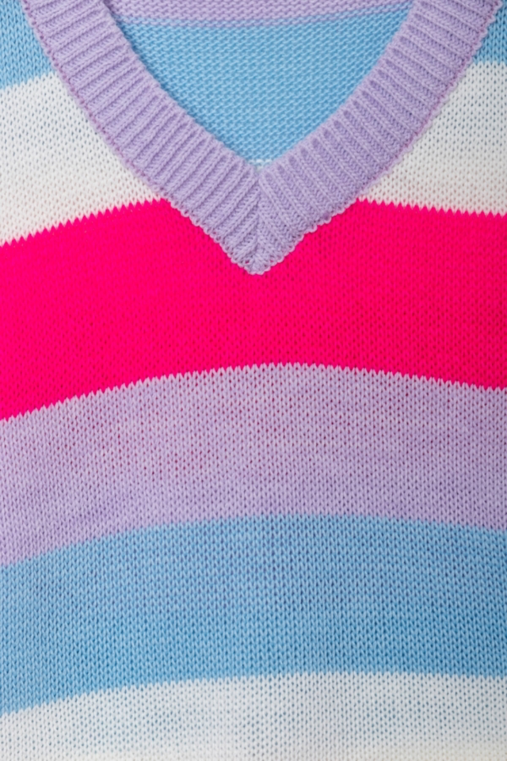 Picture of SLEEVELESS STRIPED TOP (2)