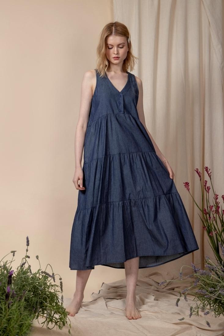 Picture of DENIM DRESS (2)