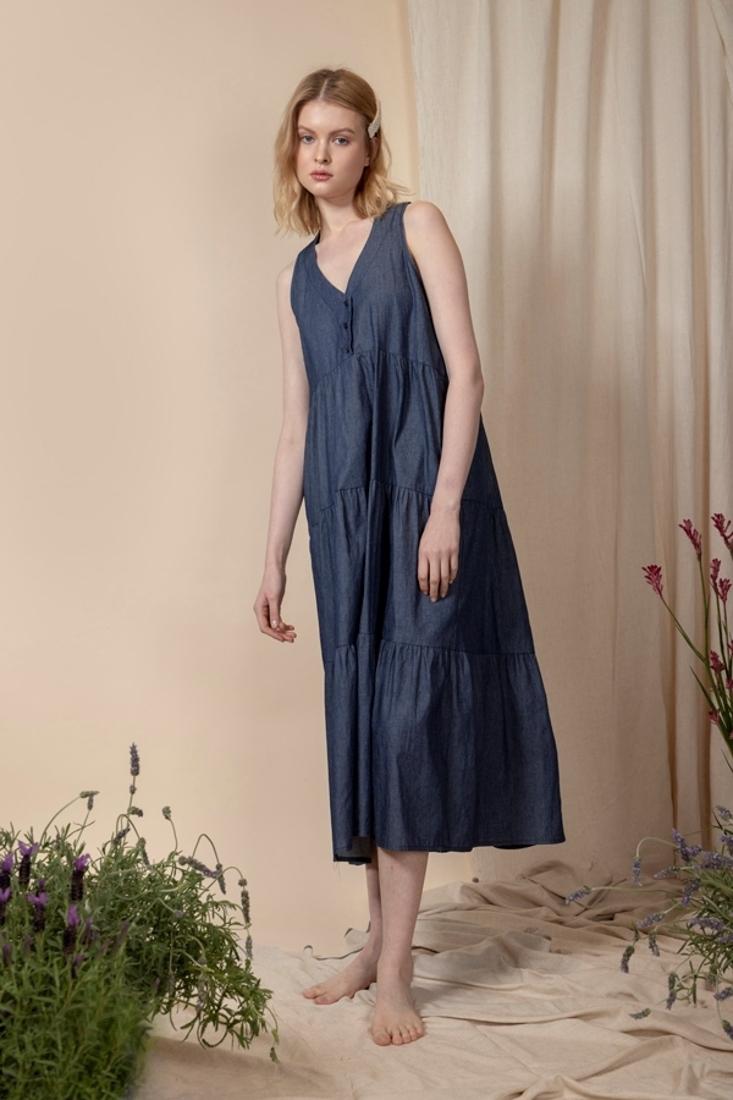 Picture of DENIM DRESS