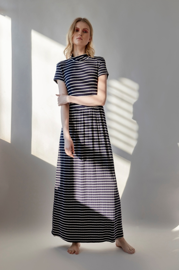 Picture of LONG STRIPED DRESS (2)