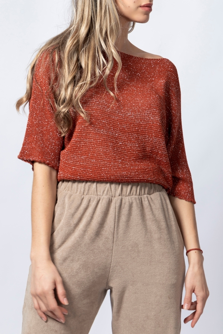 Picture of KNIT BLOUSE (2)