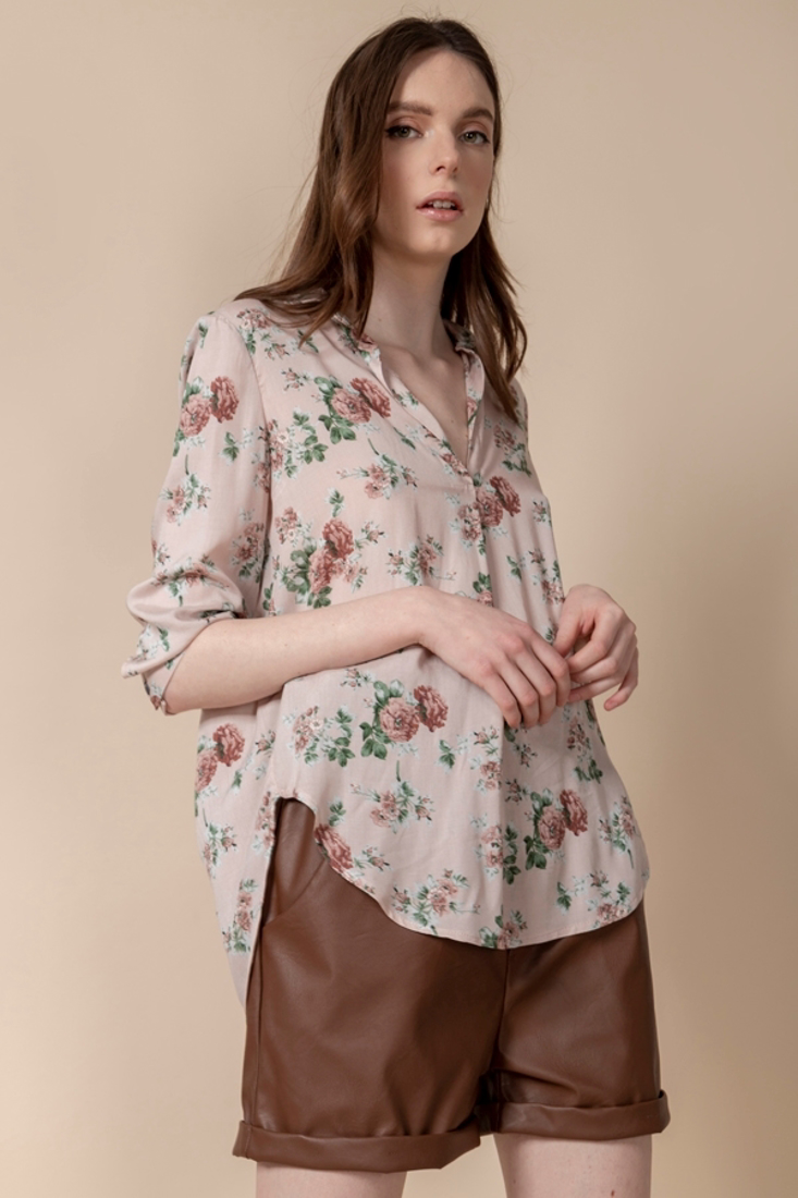 Picture of FLORAL PRINT SHIRT (2)