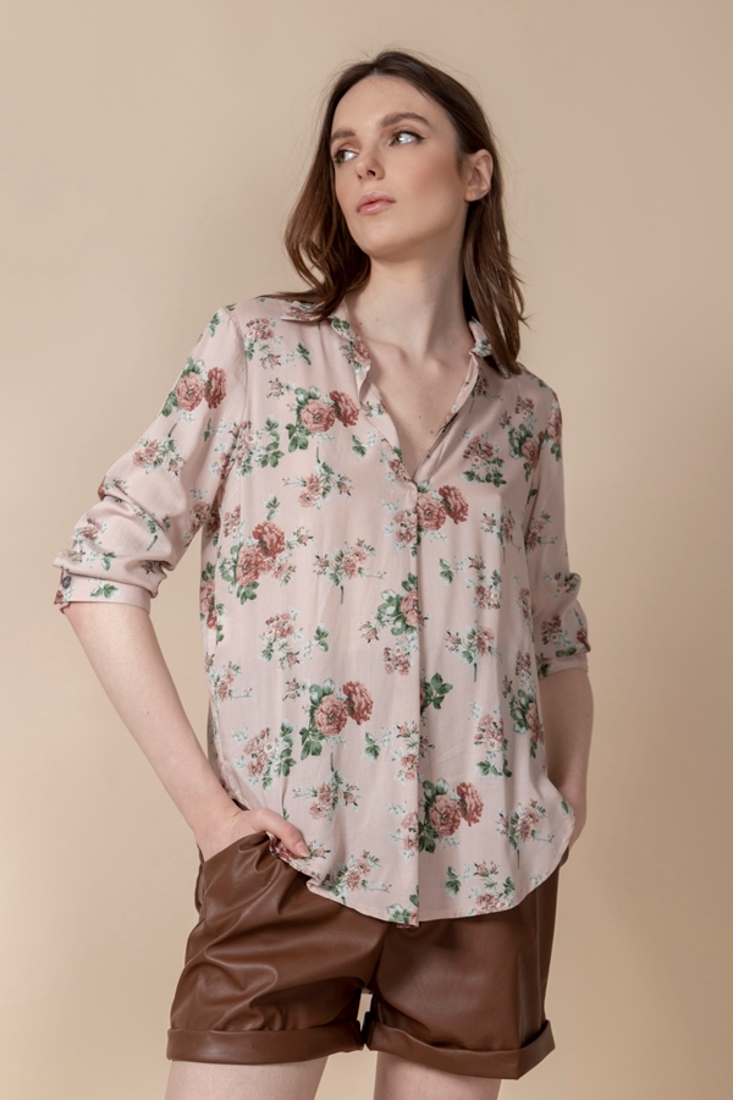Picture of FLORAL PRINT SHIRT