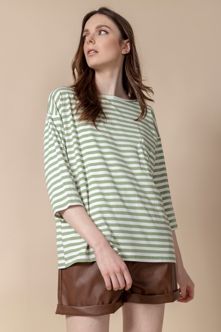 Picture of STRIPED BLOUSE