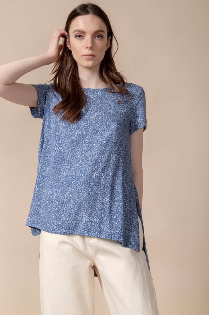 Picture of PRINTED BLOUSE (2)