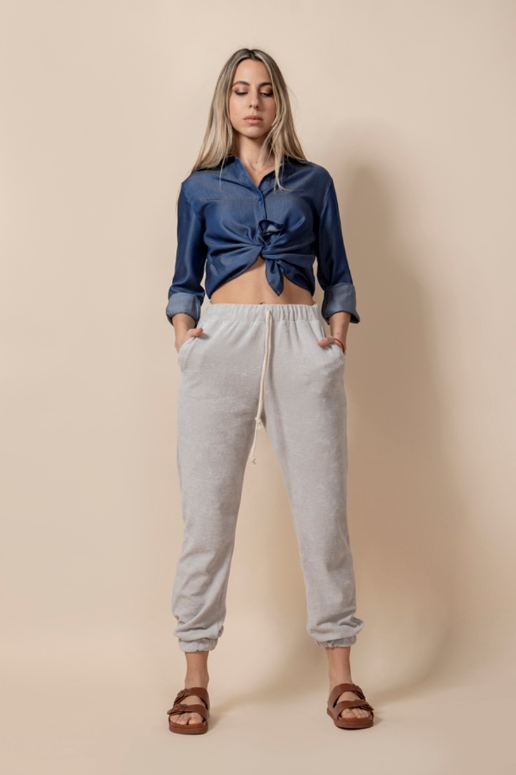Picture of PLUSH TROUSERS