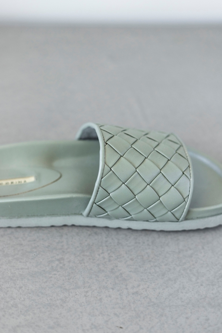 Picture of PADDED FLAT SANDALS