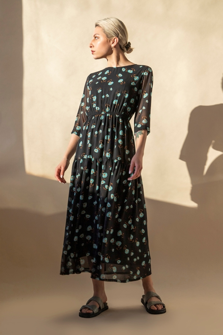 Picture of LONG PRINTED DRESS (2)