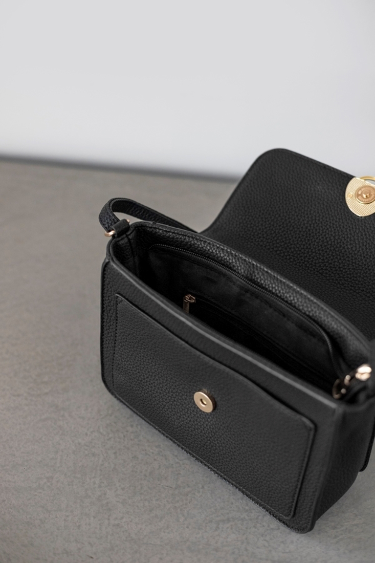 Picture of BUCKLED CROSSBODY BAG