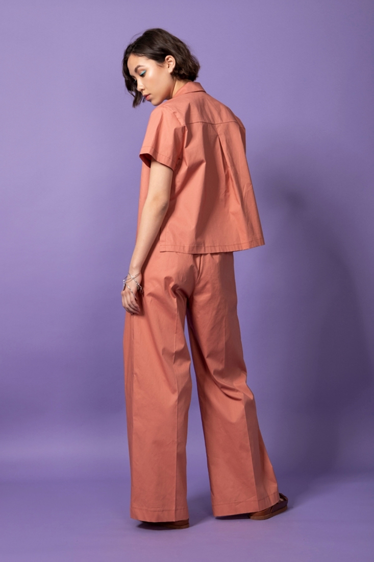 Picture of WIDE LEG TROUSERS