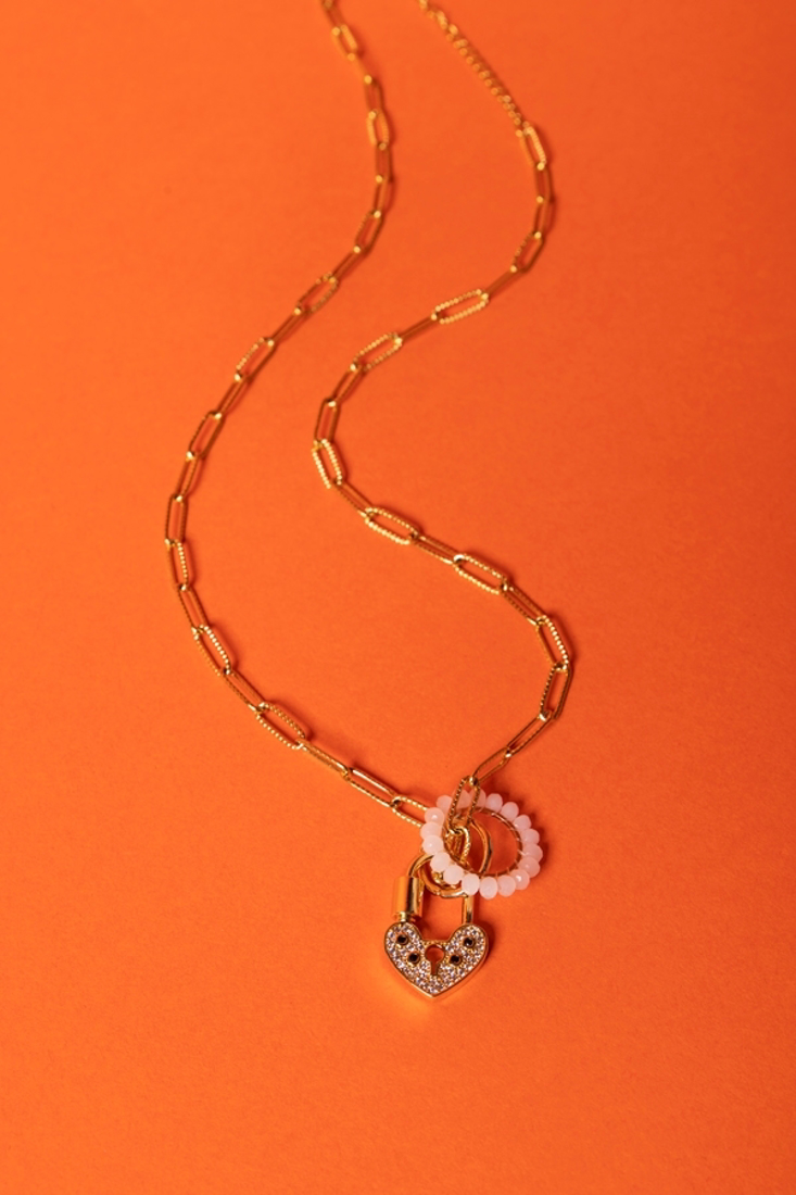 Picture of MEDALLION NECKLACE (2)