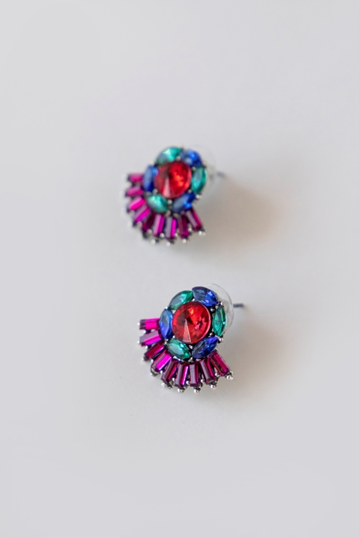Picture of MULTICOLOURED EARRINGS