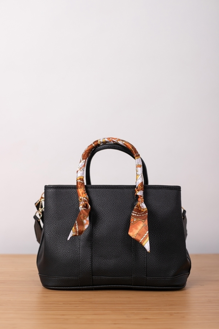 Picture of CROSSBODY BAG WITH SCARF