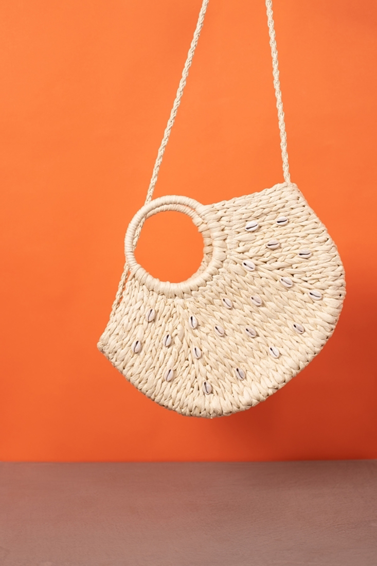 Picture of BRAIDED TOTE BAG