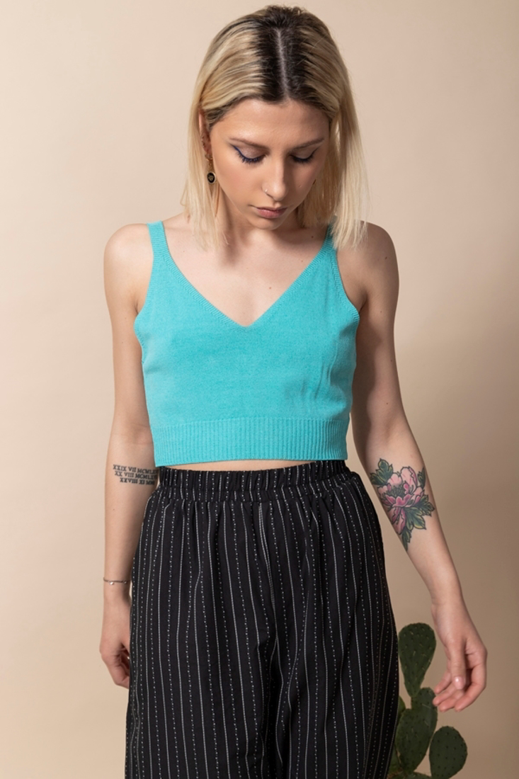 Picture of KNIT CROP TOP (2)