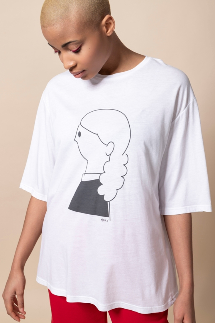 Picture of T-SHIRT ΜΕ ΤΥΠΩΜΑ