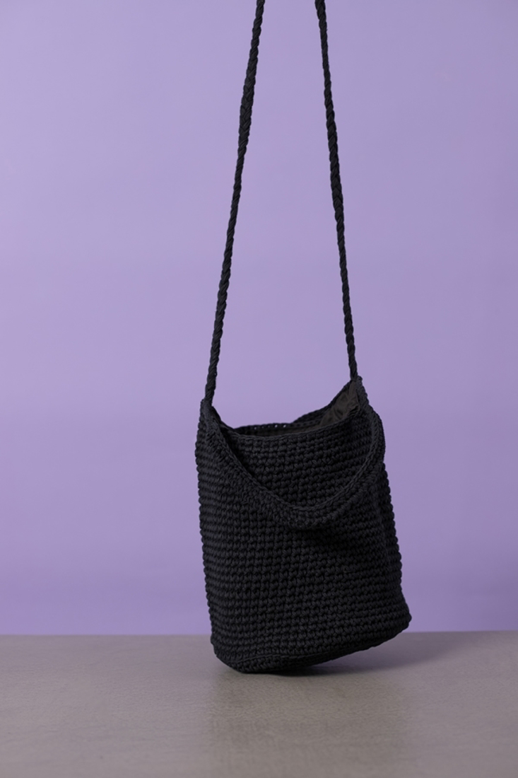 Picture of WOVEN SHOULDER BAG
