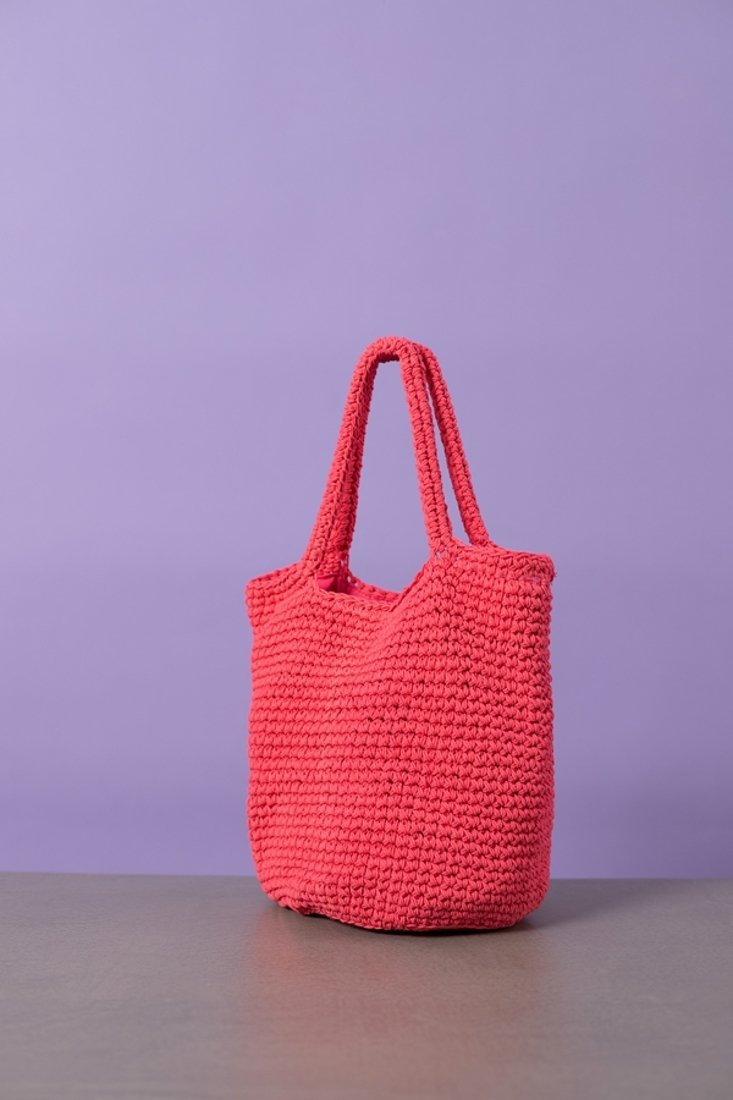 Picture of WOVEN SHOULDER BAG (2)