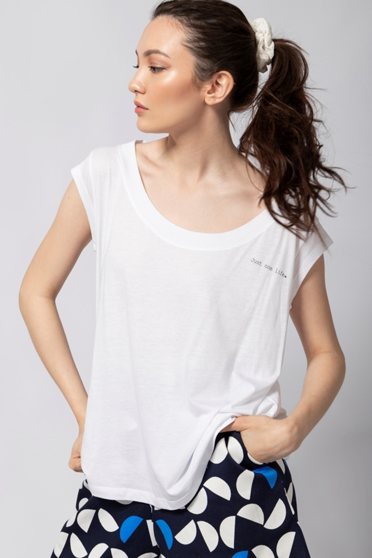Picture of T-SHIRT WITH PRINT