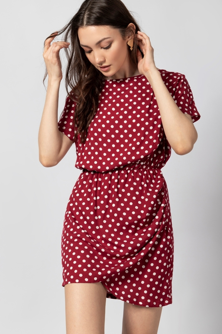 Picture of POLKA DOT DRESS (2)