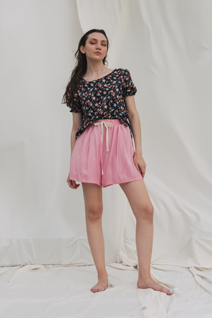 Picture of FLORAL PRINT TOP (2)