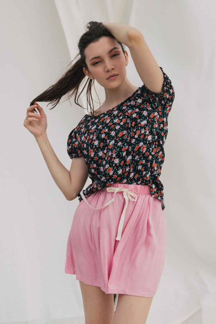 Picture of FLORAL PRINT TOP