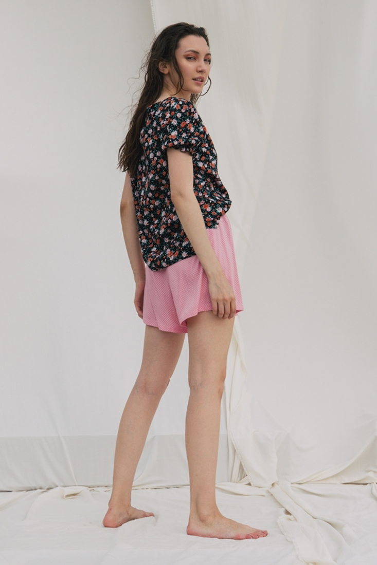 Picture of POLKA DOT SHORTS