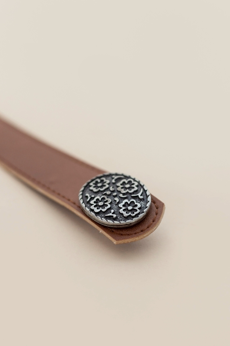 Picture of BELT WITH METALLIC BUCKLE (2)