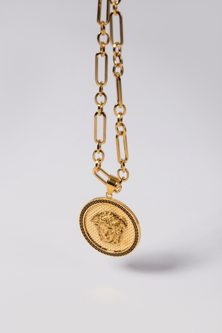 Picture of MEDALLION NECKLACE