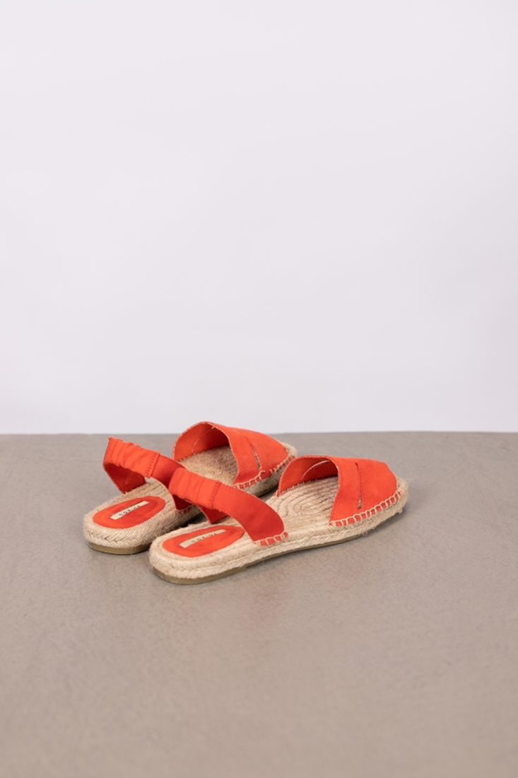 Picture of PEEP TOE SANDALS