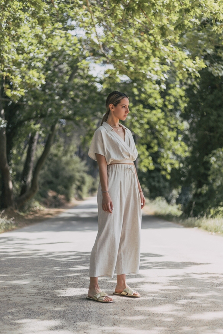 Picture of LINEN TROUSERS (2)