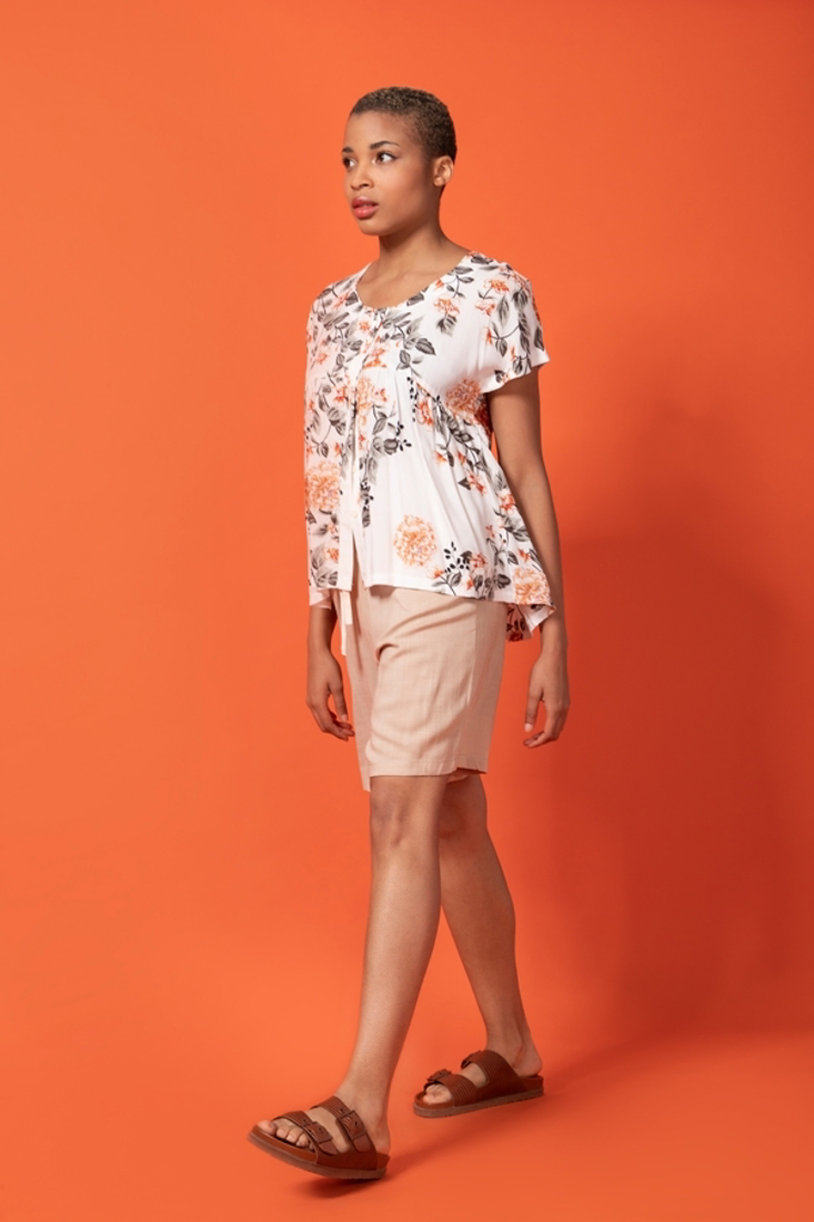 Picture of PRINTED BLOUSE