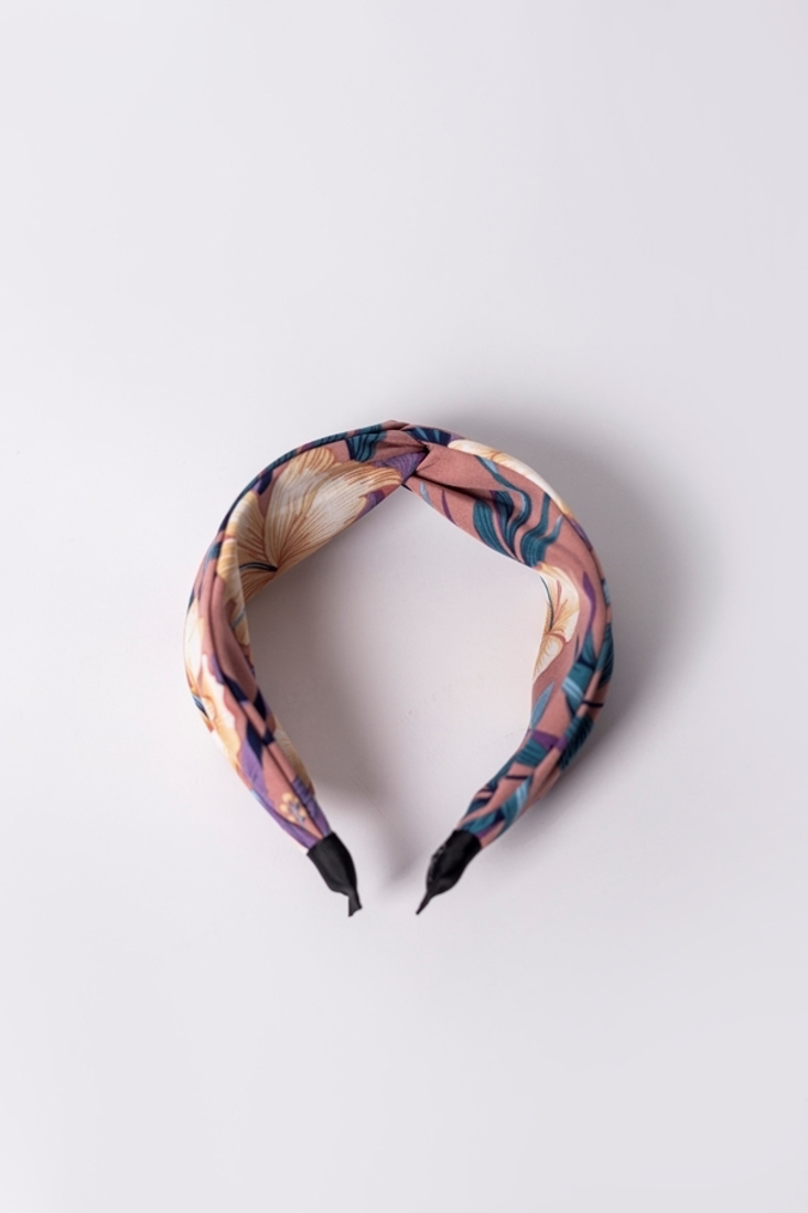Picture of FLORAL PRINT HEADBAND