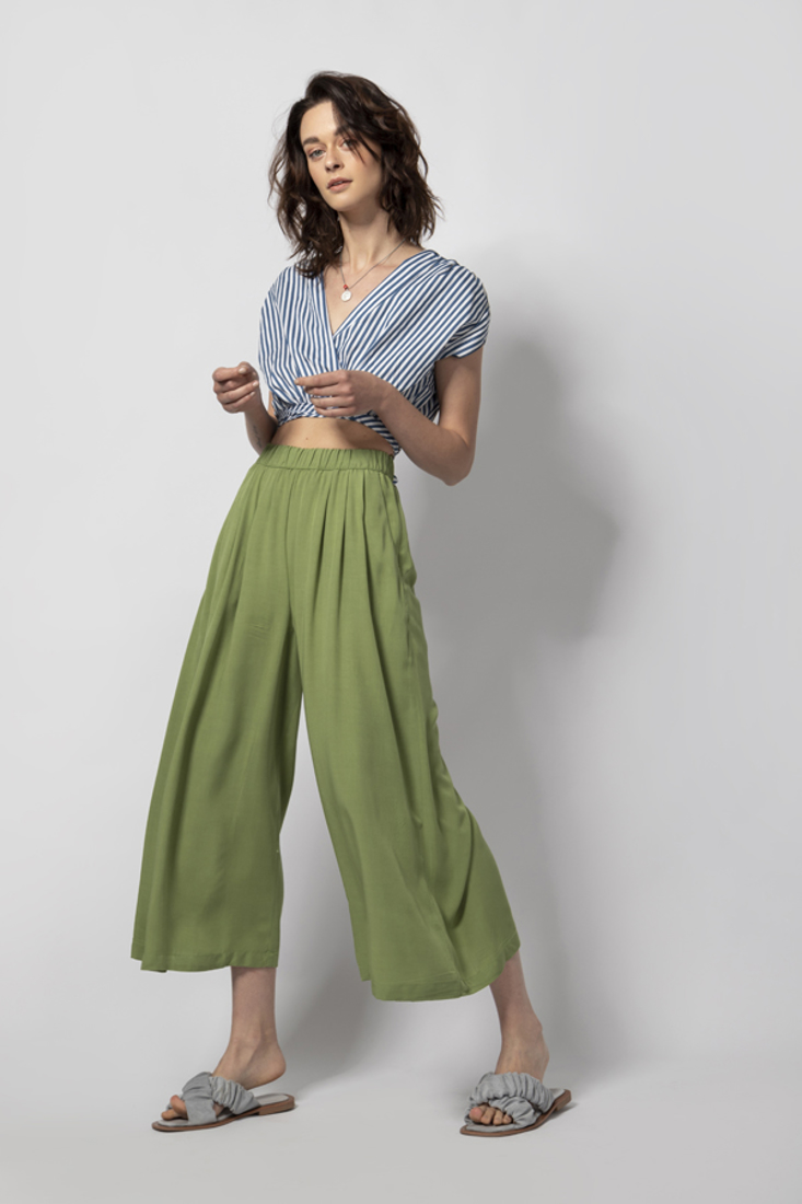 Picture of ZIP CULLOTTES PANTS
