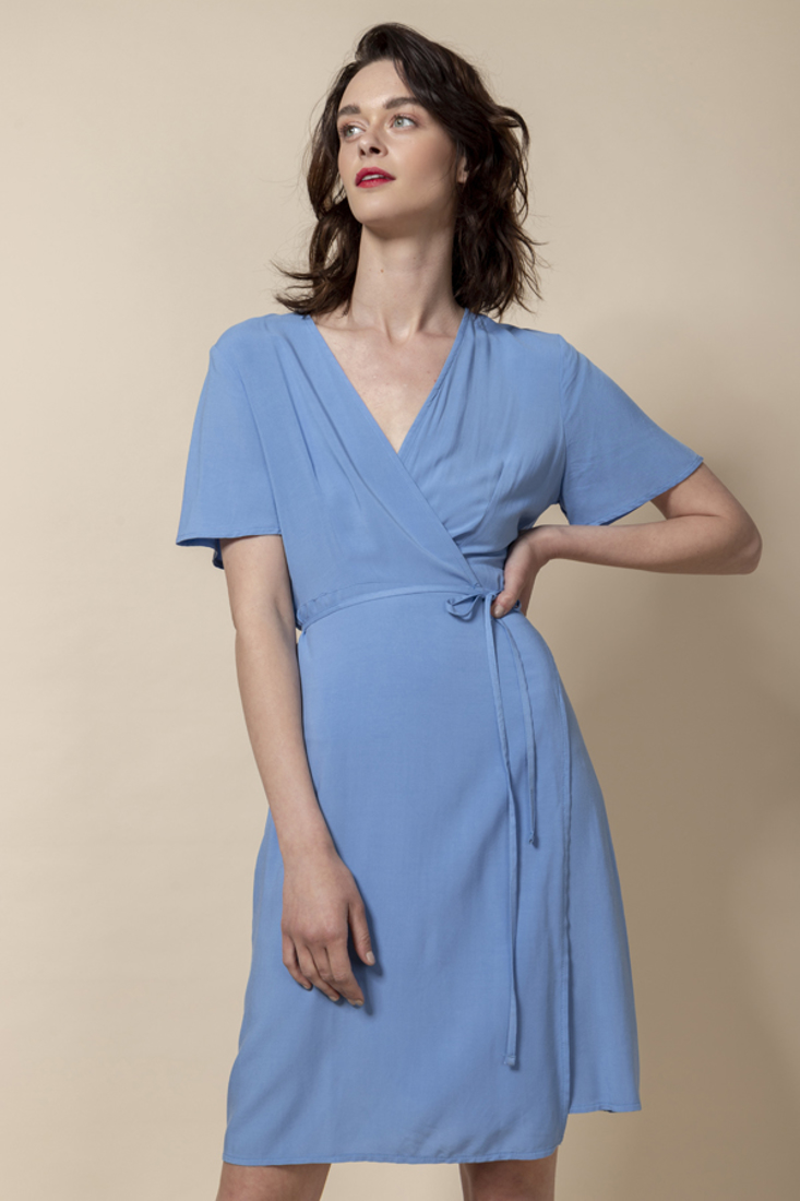 Picture of WRAP DRESS (2)