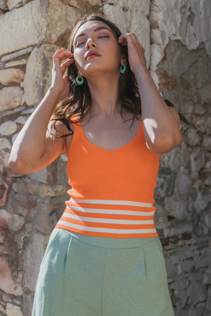 Picture of KNIT CROP TOP