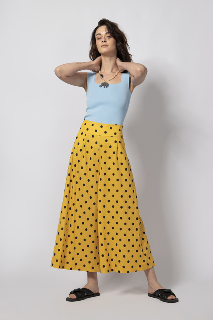 Picture of POLKA DOT CULLOTTES (2)