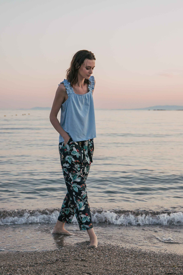 Picture of PRINTED TROUSERS (2)