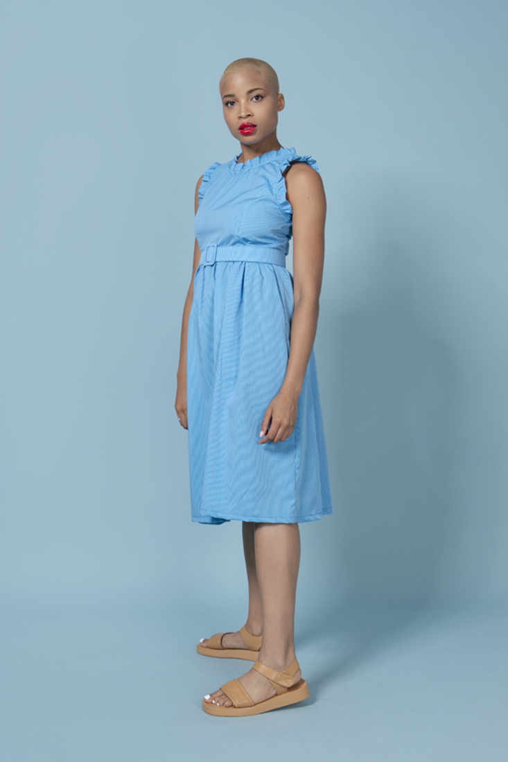 Picture of SLEEVELESS DRESS